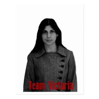 Team Victoria Postcard