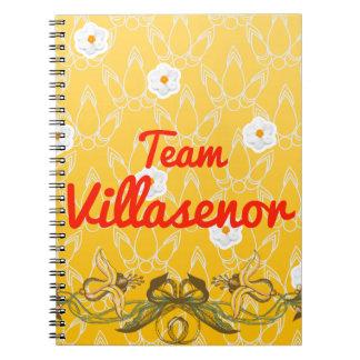 Team Villasenor Notebook