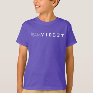 Team Violet T-Shirt