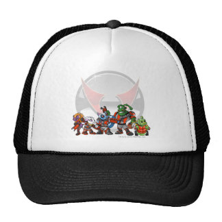 Team Virtupets Space Station Group Trucker Hat