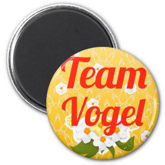 Team Vogel Magnet