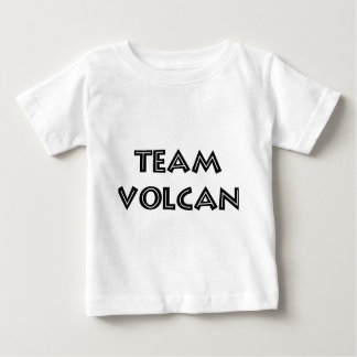TEAM VOLCAN BLACK LOGO BABY T-Shirt