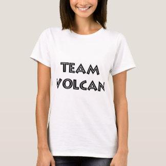TEAM VOLCAN BLACK LOGO T-Shirt