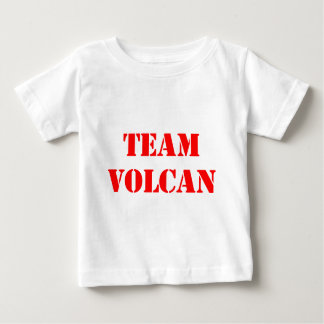 TEAM VOLCAN RED BABY T-Shirt
