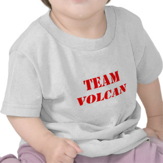 TEAM VOLCAN RED SHIRTS