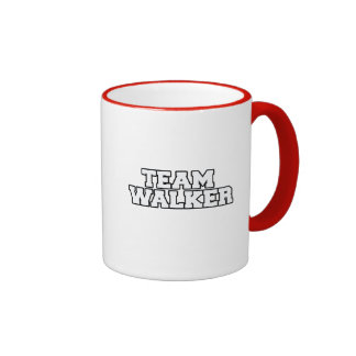 TEAM WALKER RINGER MUG