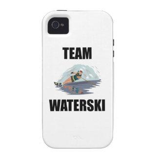 Team Waterski Case-Mate iPhone 4 Case