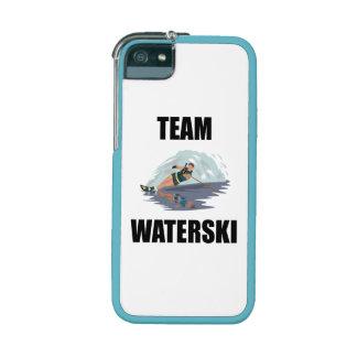 Team Waterski iPhone 5 Cases
