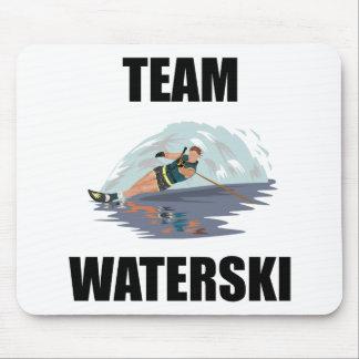 Team Waterski Mousepad