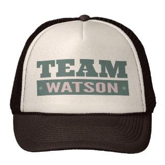 Team Watson Trucker Hat