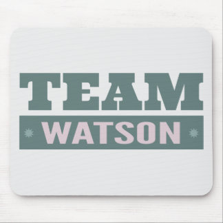 Team Watson Mouse Pad