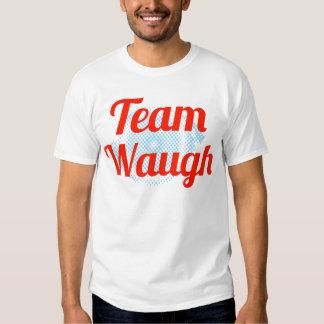 Team Waugh Tee Shirt