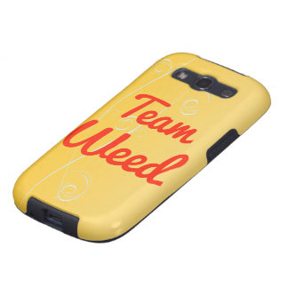 Team Weed Samsung Galaxy S3 Covers