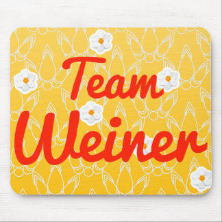 Team Weiner Mouse Pad