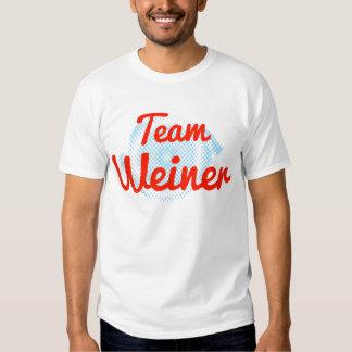 Team Weiner Shirts