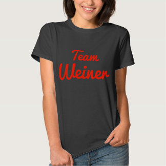 Team Weiner Tees