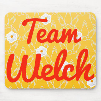 Team Welch Mouse Pad
