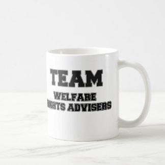 Team Welfare Rights Advisers Mug