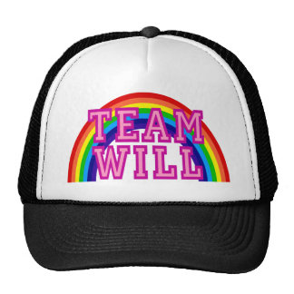 Team Will Trucker Hat