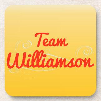 Team Williamson Drink Coaster