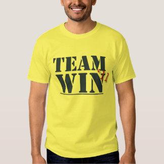 TEAM WIN '11 T SHIRT