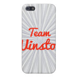 Team Winston Covers For iPhone 5