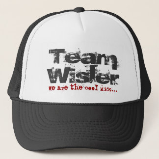 Team Wisler Trucker Trucker Hat