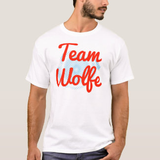 Team Wolfe T-Shirt