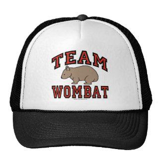 Team Wombat III Trucker Hat