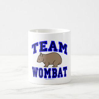 Team Wombat IV Mug