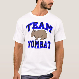 Team Wombat IV T-Shirt