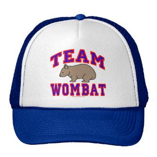Team Wombat VI Trucker Hat