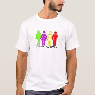 Team work coming together T-Shirt