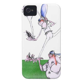 team work - cricket, tony fernandes Case-Mate iPhone 4 cases