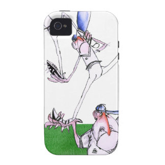 team work - cricket, tony fernandes iPhone 4/4S cover