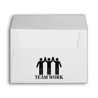 Team Work Envelope