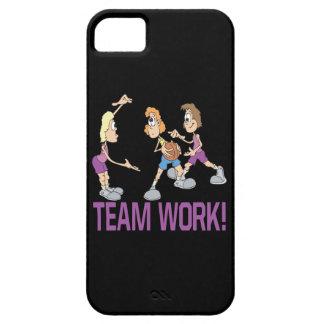 Team Work iPhone SE/5/5s Case