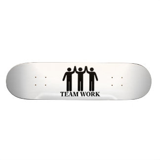 Team Work Skateboard
