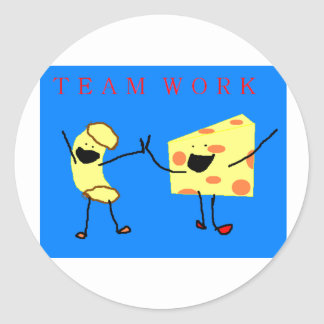 team work stickers