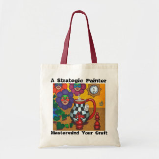 TEAM-WORK TOTE BAG