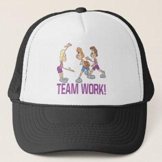 Team Work Trucker Hat