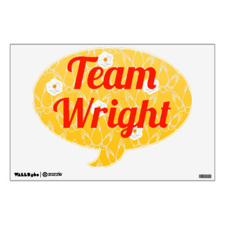 Team Wright Wall Skins