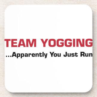 Team Yogging Coaster