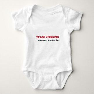 Team Yogging Infant Creeper