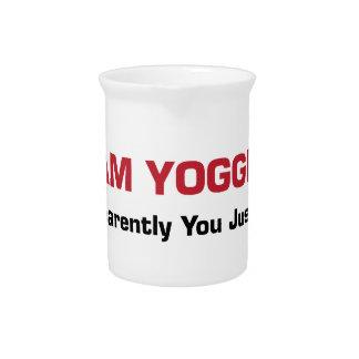 Team Yogging Pitcher