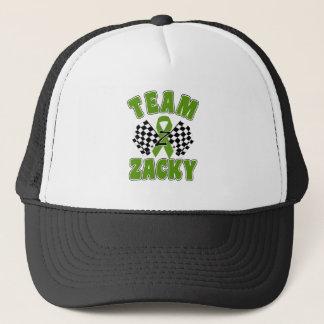 Team Zacky Trucker Hat