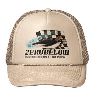 Team zerobelow - Hat