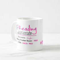 #TeamFosterette Do Not Disturb Mug