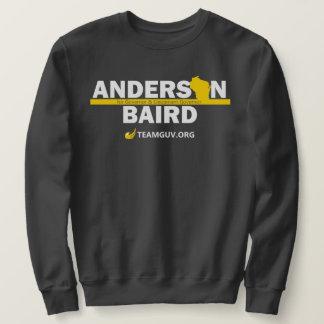 TeamGuv — Anderson / Baird Sweatshirt