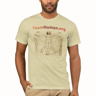 TeamHuman.org shirt (image)